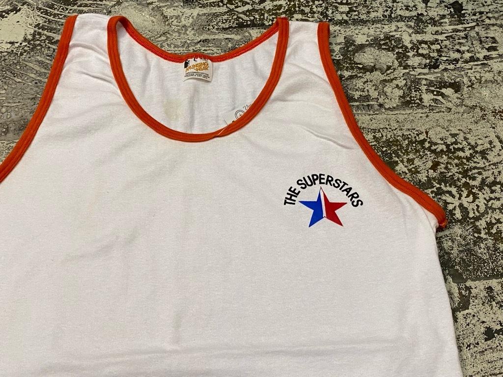 7月24日(土)マグネッツ大阪店スーペリア入荷日!! #2 Champion&TankTop編! PrintTee,SolidTee,PoloShirt,N/S Sweat,SweatShorts!!_c0078587_14373363.jpg
