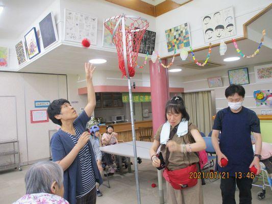 7/21 日中活動_a0154110_09252026.jpg