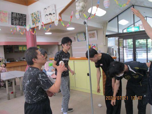 7/21 日中活動_a0154110_09252286.jpg