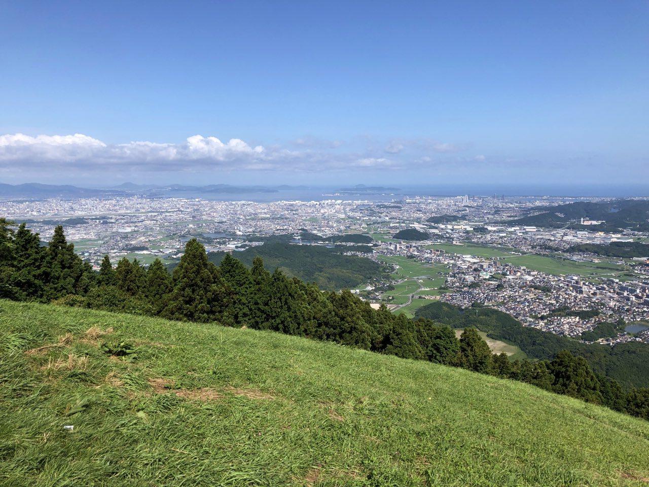 米の山展望台より_b0023047_03392568.jpg