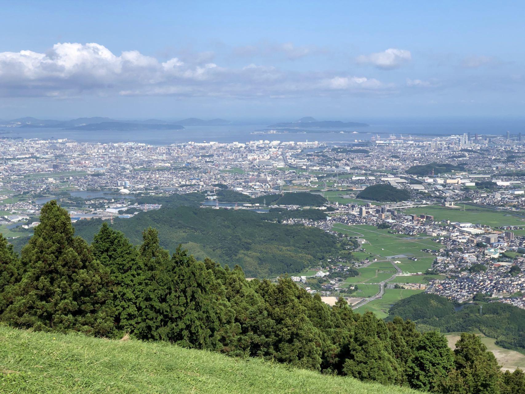 米の山展望台より_b0023047_03393752.jpg