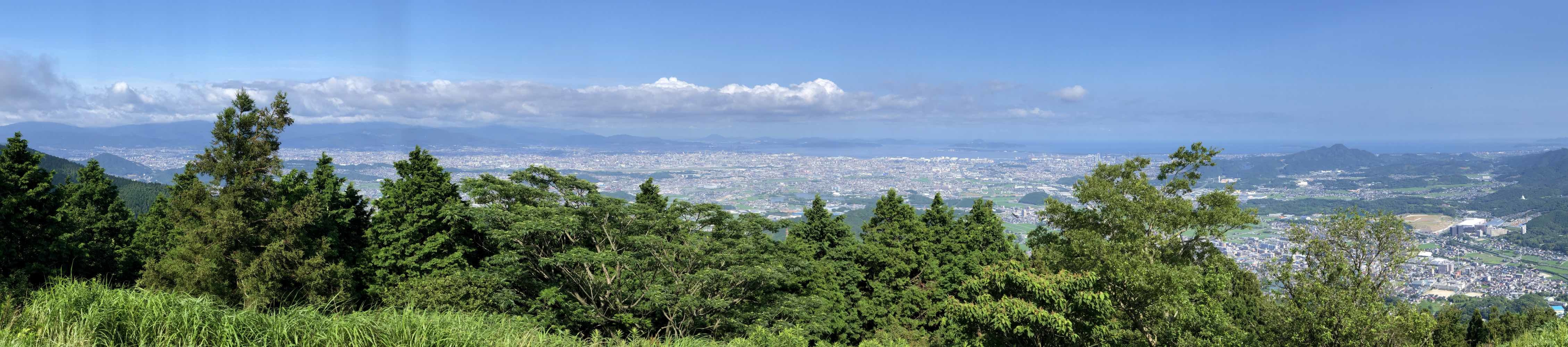米の山展望台より_b0023047_03394530.jpg