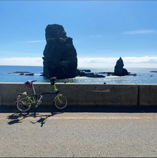 続・絶品ウニを堪能!ブロンプトンで奥尻島を走って来ました!後編_d0197762_20200263.jpeg