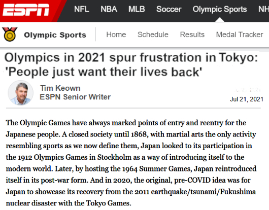 東京五輪直前の米メディア報道「私はこのレベルの怒りを見たことがありません」_b0007805_07152597.jpg