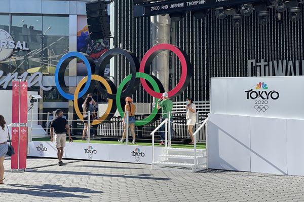 Tokyo Olympics 2020* - Avenue No.8 Vol.2