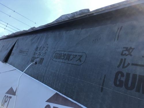 南アルプス市 ブラックの屋根 其の一_b0242734_22534235.jpeg