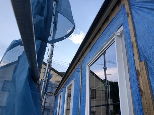 韮崎市 エステートグレーの屋根 其のニ_b0242734_23052980.jpeg
