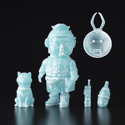 "Surrenders Five Tomenosuke exclusive \""Stevia\"" by Mirock Toy_e0118156_11005947.jpg"
