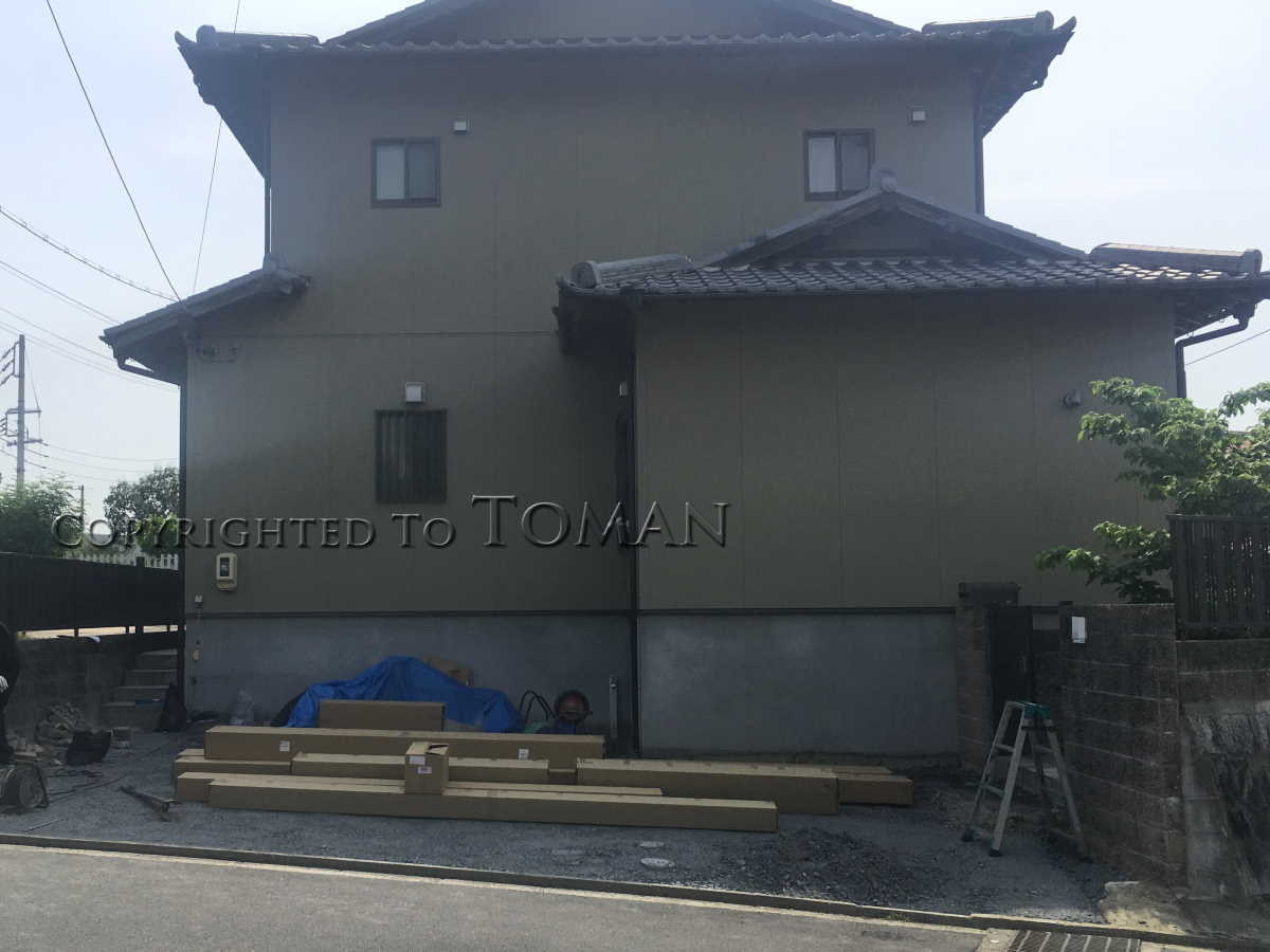 三重県四日市市で『Uスタイルアゼスト』を施工しました!敷地対応力のすごさ!_b0396601_09584653.jpg