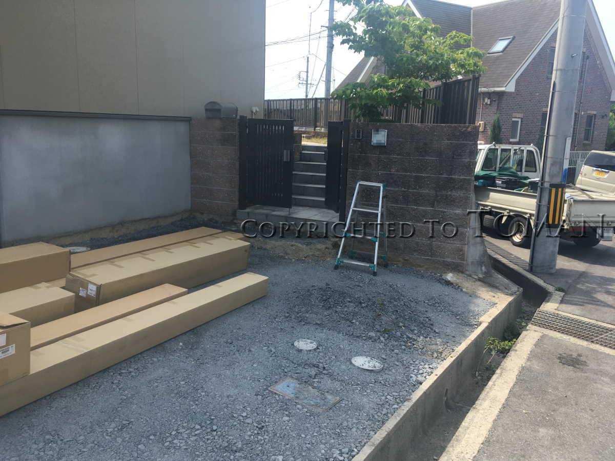 三重県四日市市で『Uスタイルアゼスト』を施工しました!敷地対応力のすごさ!_b0396601_10120793.jpg