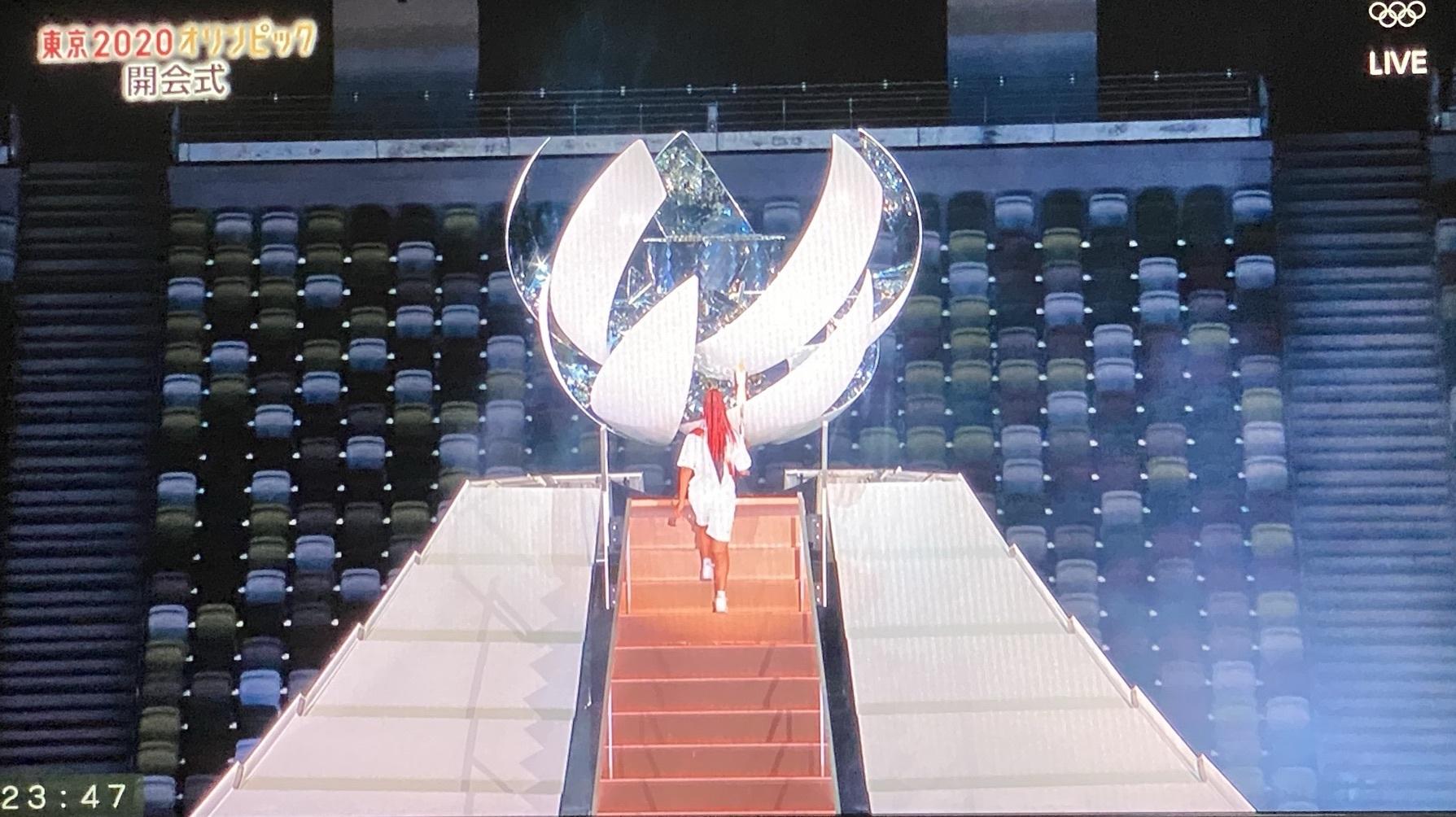 東京オリンピックが始まった!_c0192202_19135174.jpg