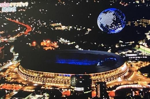 東京オリンピックが始まった!_c0192202_19203896.jpg