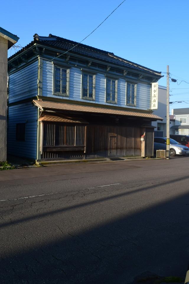 函館市弁天町の小森商店(函館の建築再見2021) - 関根要太郎研究室@はこだて