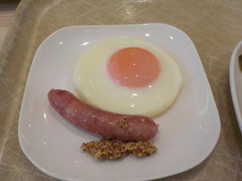 センチュリーロイヤルホテルのユーヨーテラスで朝食。_d0019916_14360849.jpg