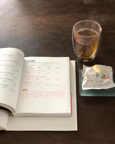 韓国語勉強第11周目_b0048834_12030335.jpg