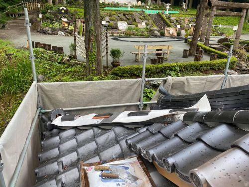 富士吉田市 銀黒の屋根 其の十一_b0242734_19395743.jpg