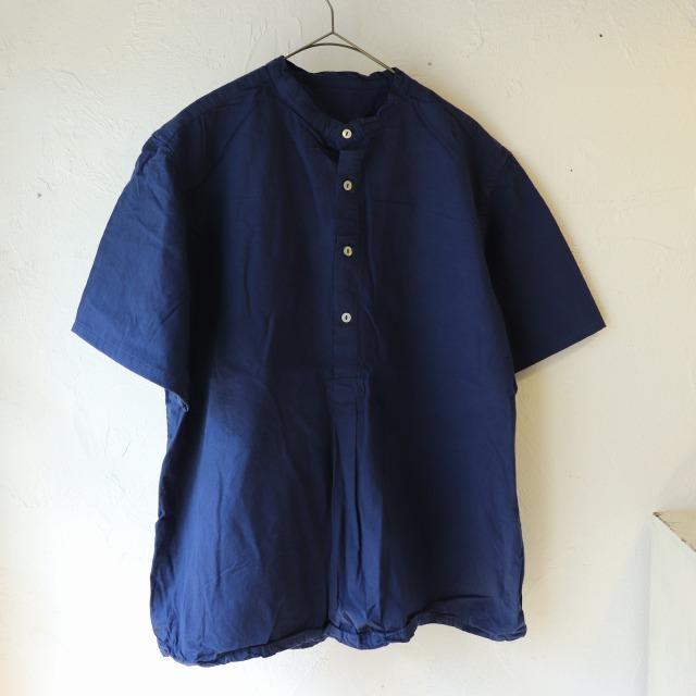 【再入荷】ブルガリアタイプ 50\'sグランパシャツ 半袖 再入荷しました_f0325437_15031238.jpg