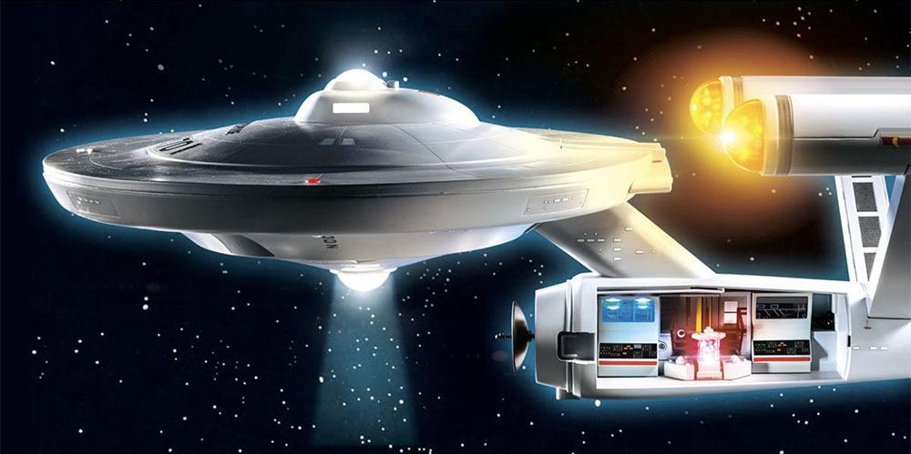 """プレイモービル \""""スター・トレック・U.S.S. エンタープライズ NCC-1701\"""" プレイセットの予約を受け付けます_a0077842_18083342.jpg"""