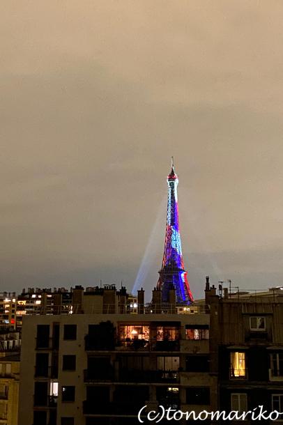 今年の夏も、エッフェル塔の花火を楽しむ_c0024345_19305242.jpg