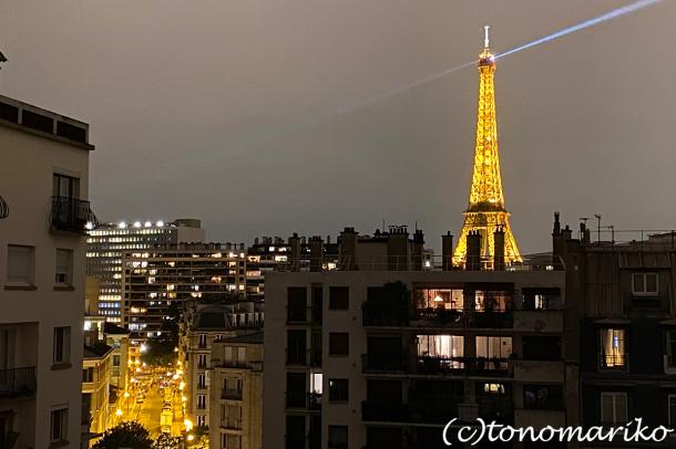 今年の夏も、エッフェル塔の花火を楽しむ_c0024345_19305243.jpg