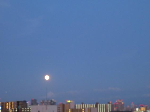 小望月と満月_f0204295_20043640.jpg
