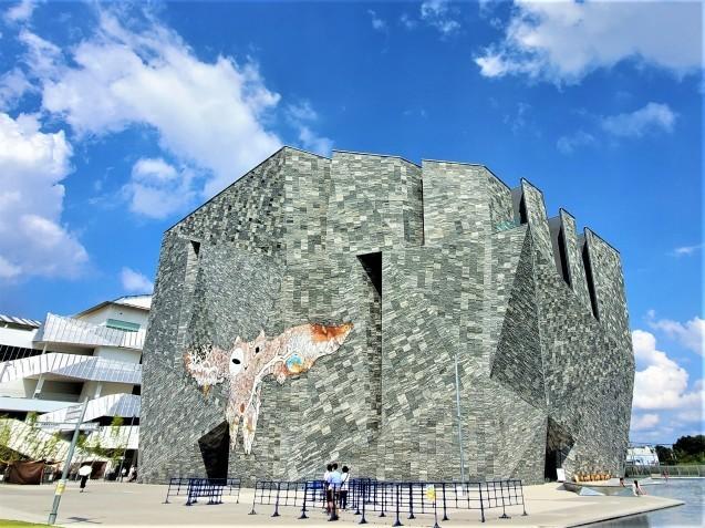 角川武蔵野ミュージアムに行きました。_c0333248_10500620.jpg