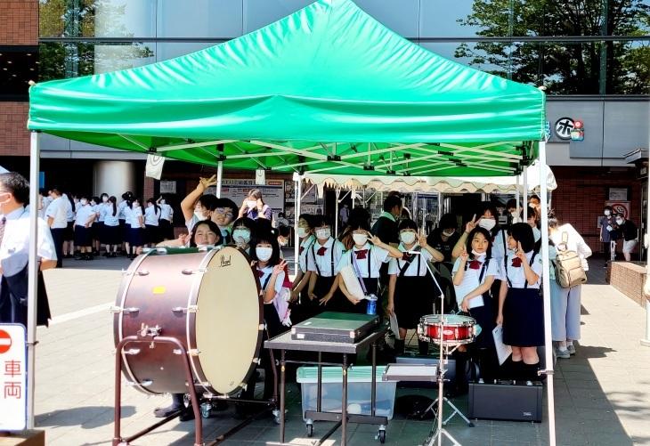 全日本吹奏楽コンクール青森県大会_b0219649_15340033.jpg
