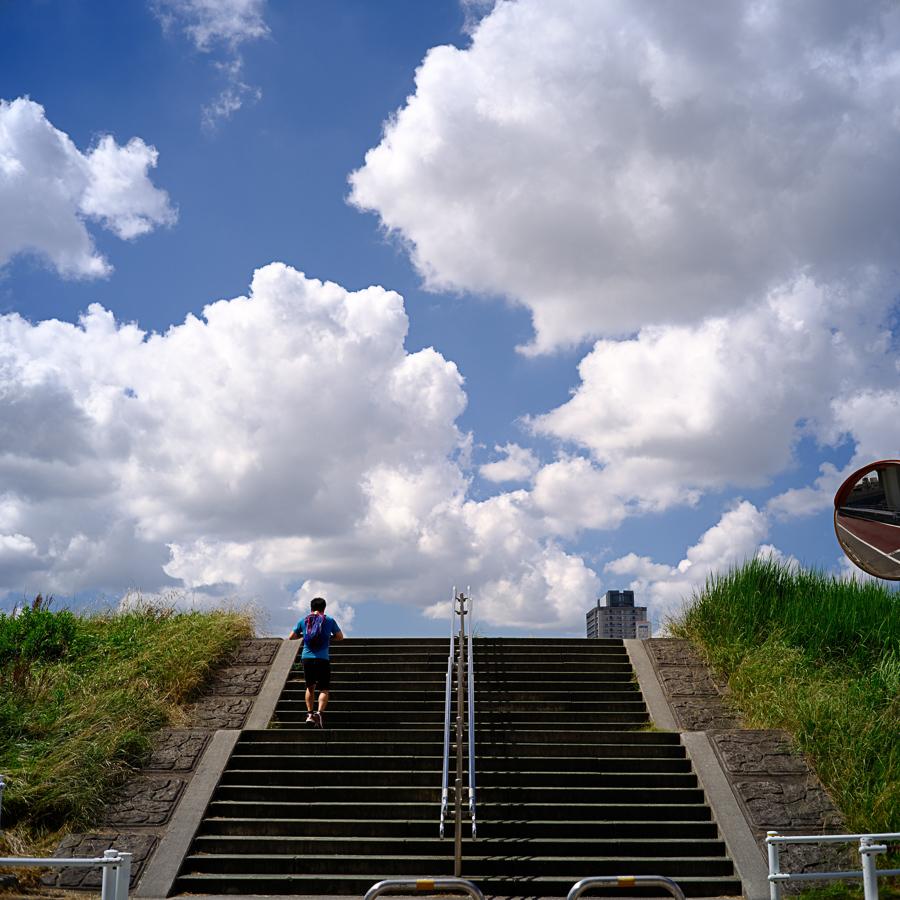 荒川の夏空~Ⅰ_c0084666_21291042.jpg