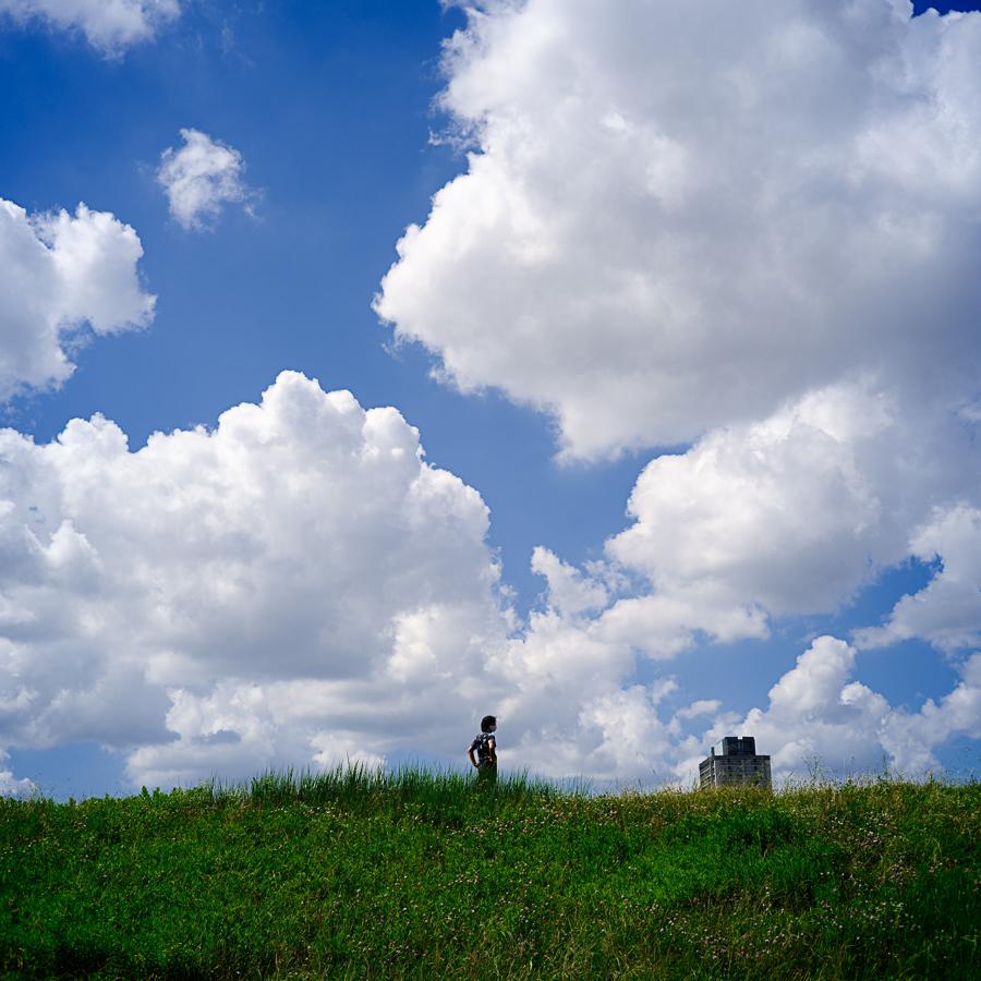 荒川の夏空~Ⅰ_c0084666_21291049.jpg