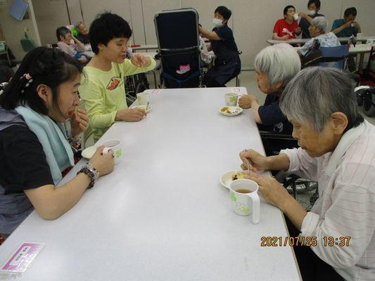 7/25日曜喫茶_a0154110_09230350.jpg