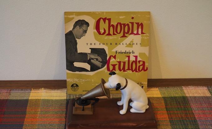 読者は勝手なことを言うもんです(Chopin ; The Four Ballades / Friedrich Gulda)_d0027243_07412256.jpg
