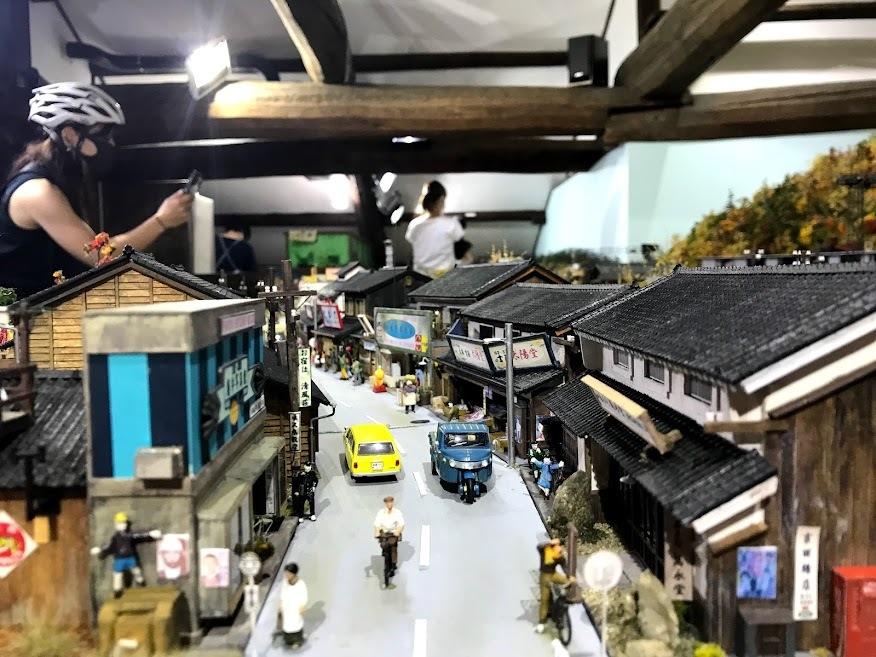 郷愁と感嘆の昭和レトロ情景館_c0214359_22441146.jpg