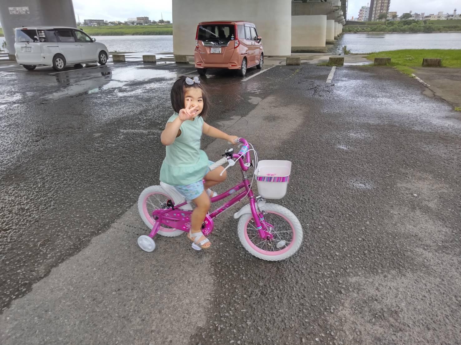 自転車買ってもらっちゃった_e0293066_08404019.jpg
