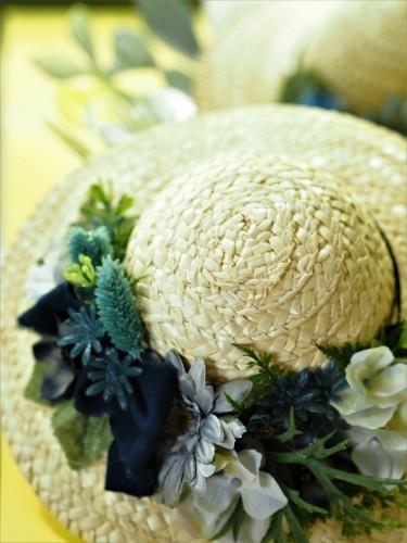 夏のギフトに麦わら帽子_d0144095_23055425.jpg
