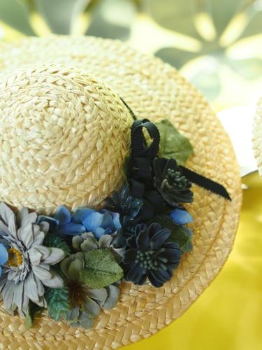 夏のギフトに麦わら帽子_d0144095_23060833.jpg