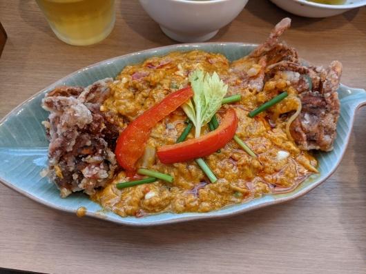 タイ料理トンロー_f0076001_22080288.jpg
