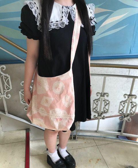 かわいい布を使って_d0156706_10251755.jpg