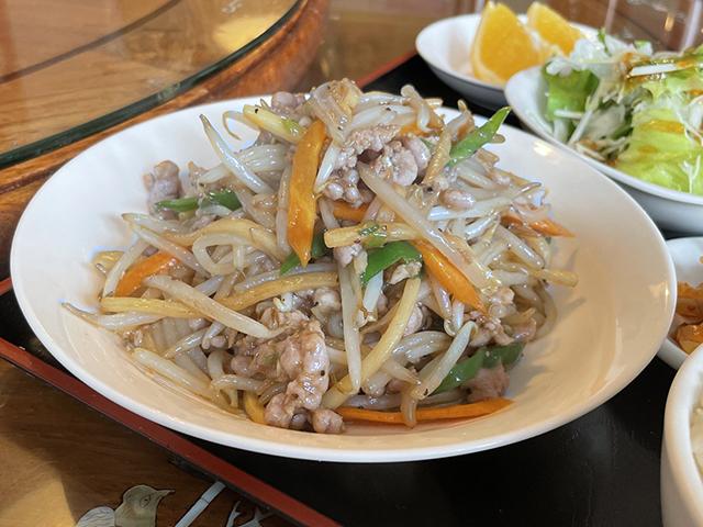 中国料理 龍でお昼_a0349423_07333858.jpg