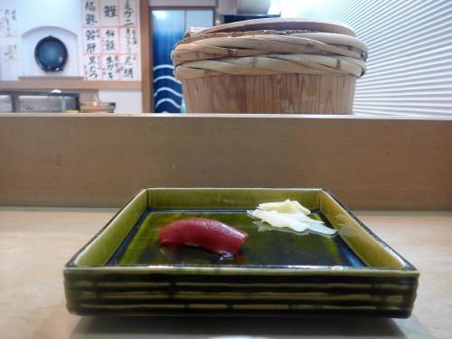吉祥寺「鮨 漁火料理 ふじ本」へ行く。_f0232060_21452498.jpg
