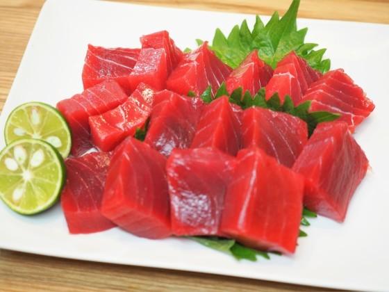 素焼き野菜とまぐろ - sobu 2