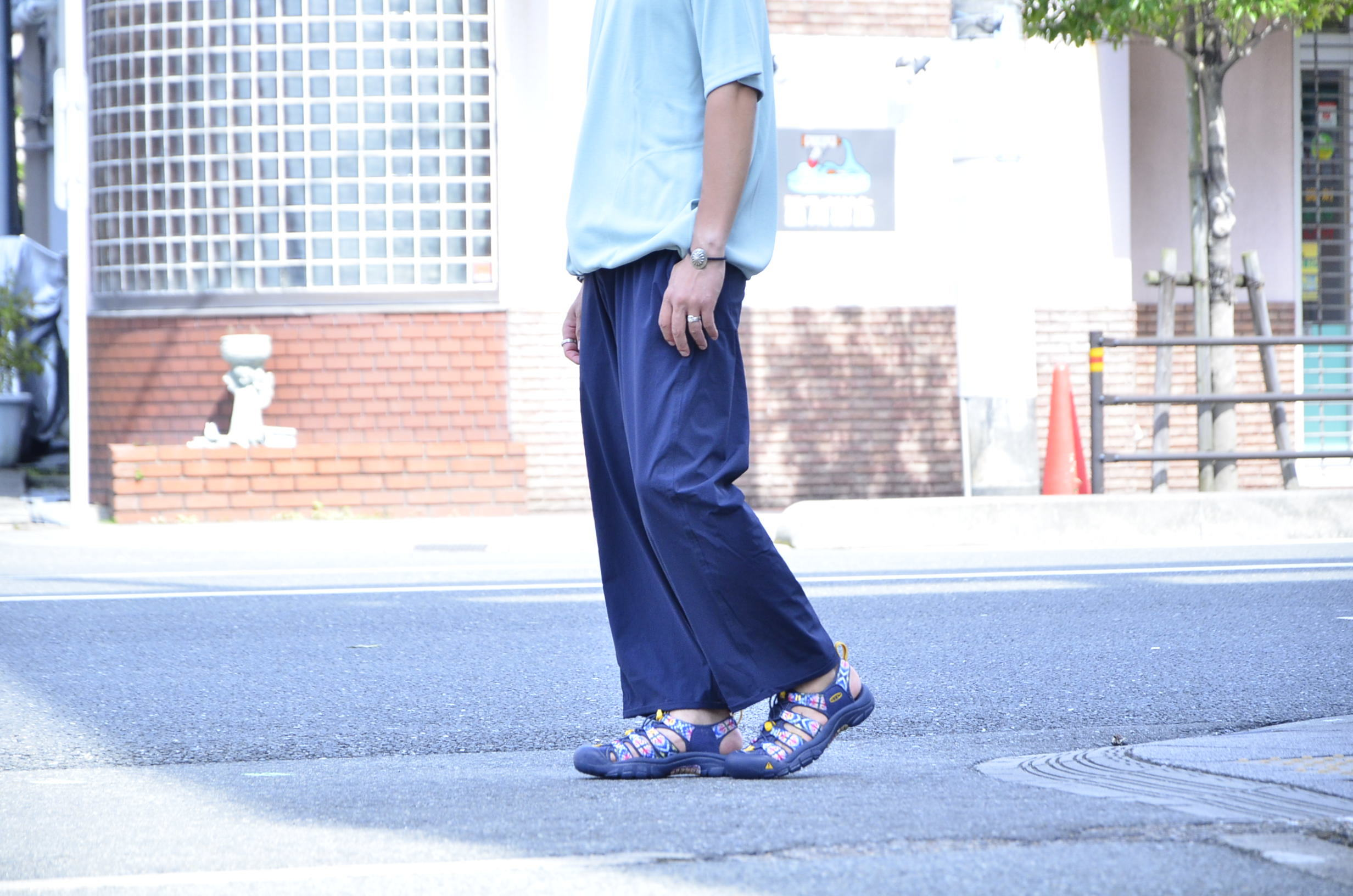 <<AXESQUIN DRAW STRING TEE>>Style~TKB~_c0167336_20190404.jpg