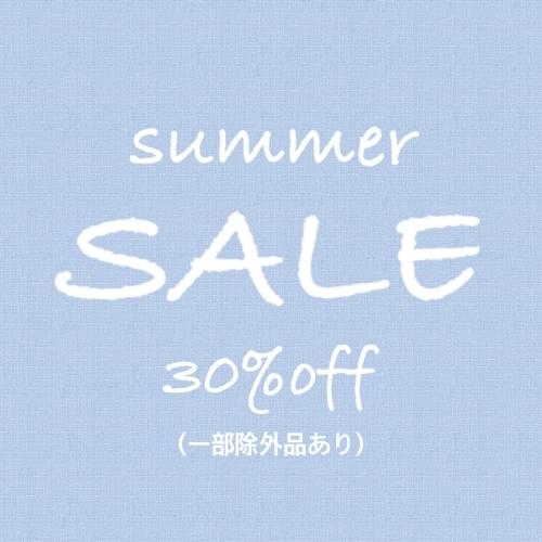 SUMMER SALEのご案内です。_b0306860_17543672.jpg