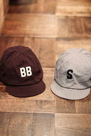 BB CAP。_e0186470_21362443.jpg