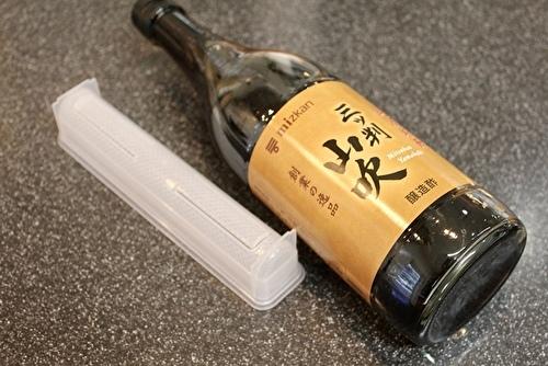 寿司居酒屋さん風に、こぼれ寿司_a0223786_14351757.jpg