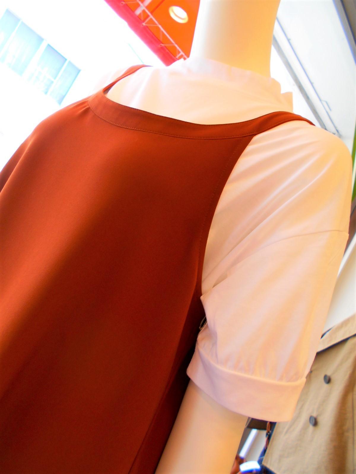 秋色ジャンスカ&カットソー・・・・☆_c0113499_11272241.jpg