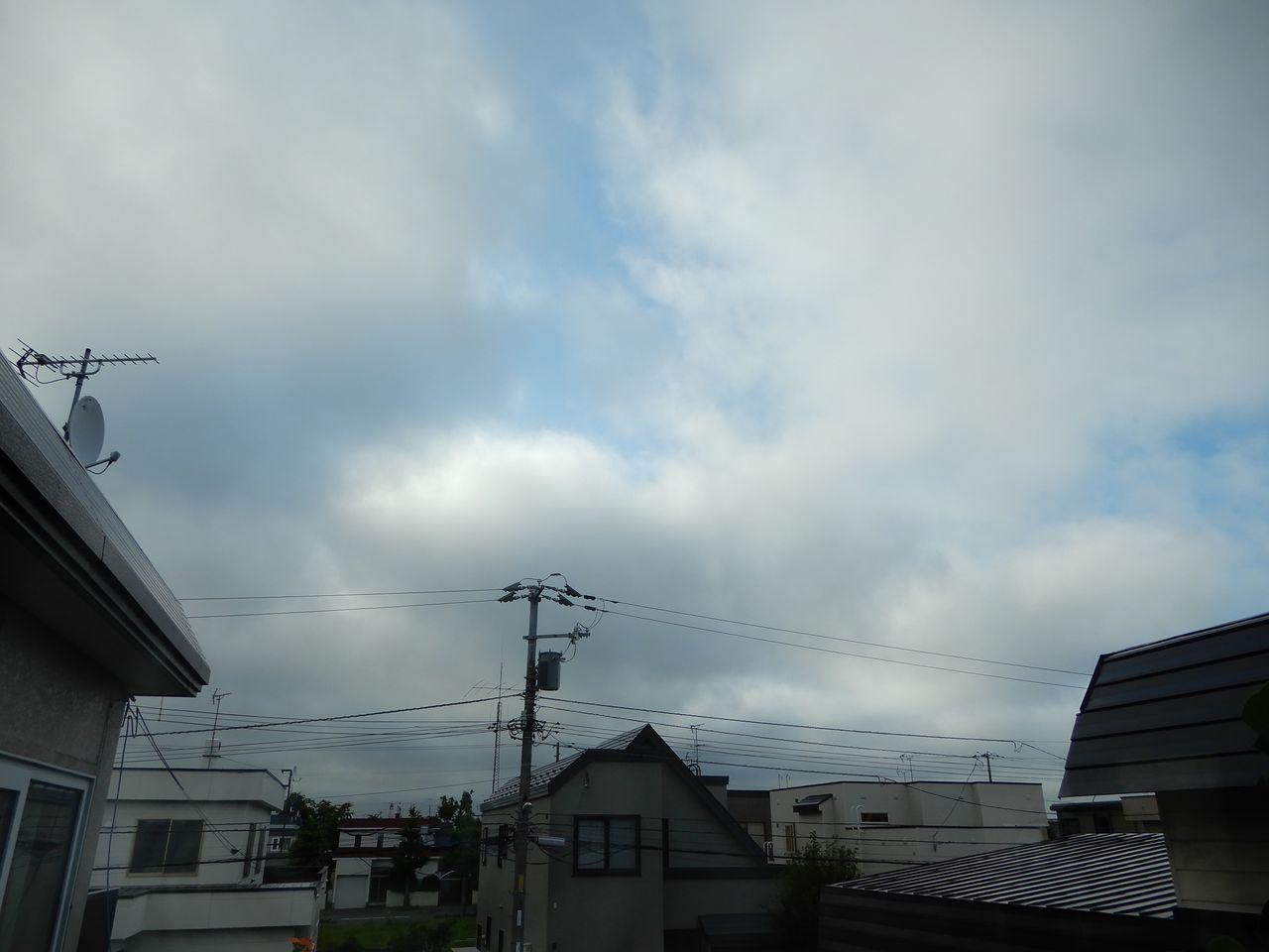 連続真夏日更新中の札幌_c0025115_21574423.jpg