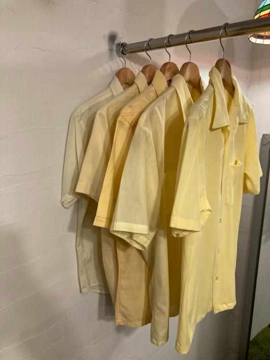 ヴィンテージ半袖シャツとプリントTシャツ - 町田の古着屋ULTRABO(ウルトラボ)-staff blog-
