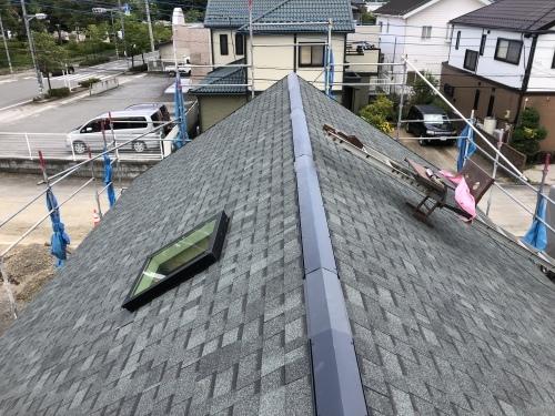 韮崎市 エステートグレーの屋根 其の六_b0242734_00284065.jpeg