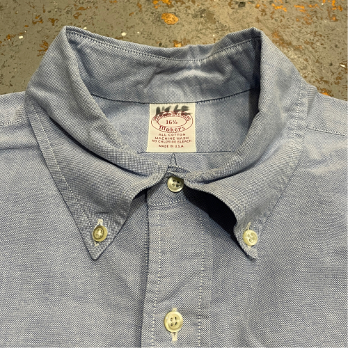 ◇  Brooks Brothers Shirts & Army Tee  ◇_c0059778_04123050.jpg