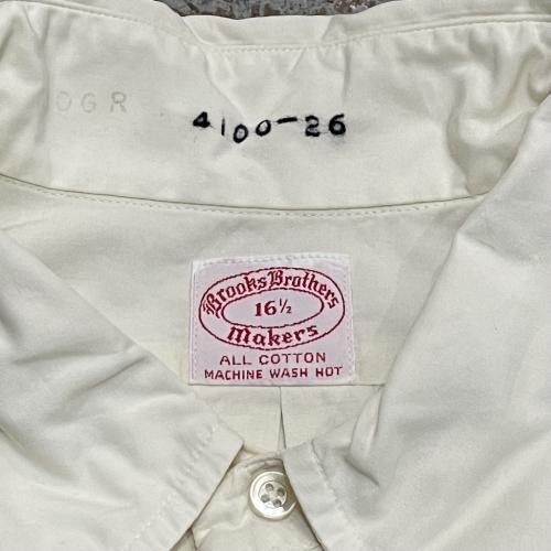 ◇  Brooks Brothers Shirts & Army Tee  ◇_c0059778_04124843.jpg